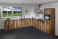 Living wood houtlook hoekkeuken (90)